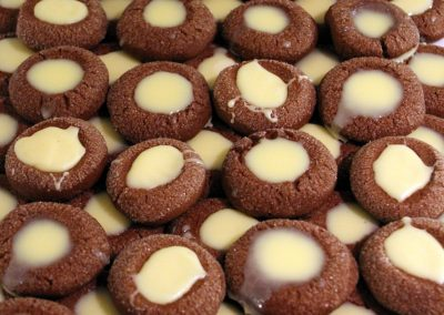 Fossette golosi suklaakeksi